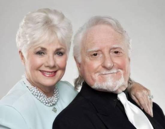 Academy Award Winning Actress Shirley Jones & Husband Marty Ingels