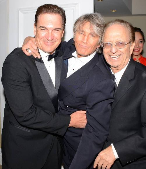 Patrick Warburton, Norby Walters, Eric Roberts at Night of 100 Stars
