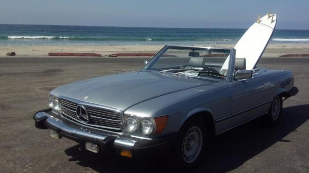 1983 380SL from Mercedes-Benz
