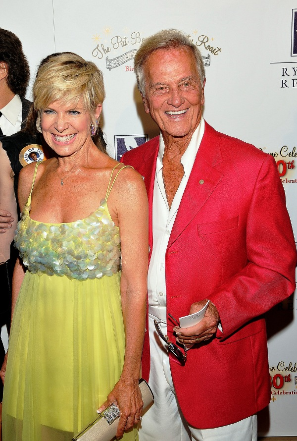 Debby Boone & Dad, Pat Boone