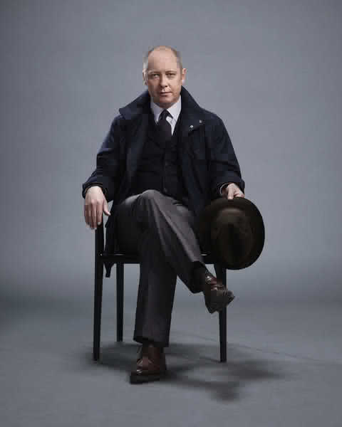 The Blacklist (photo courtesy NBC)