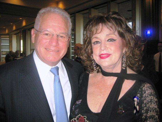 Marc I. Stern, Chairman L.A. Opera Board of Directors & Columnist Marci Weiner
