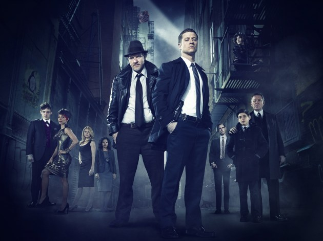 """Gotham"" courtesy of Fox"