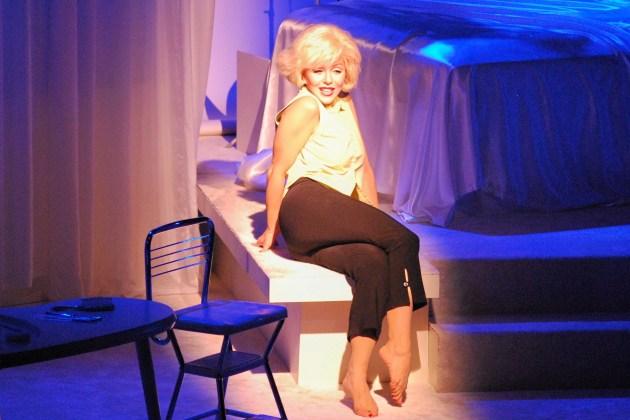 Marilyn: Forever Blonde starring Sunny Thompson
