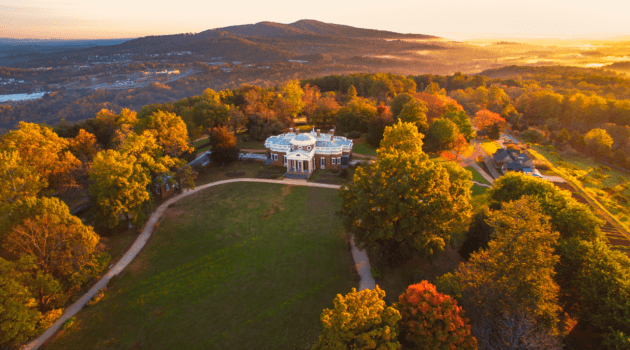© Thomas Jefferson Foundation at Monticello