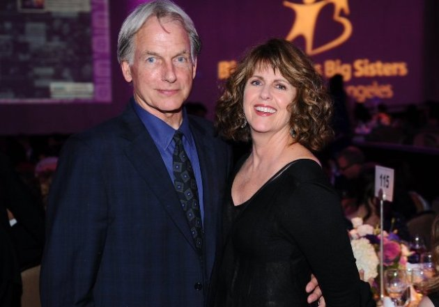 Actors Mark Harmon & Pam Dawber at BBBS Gala