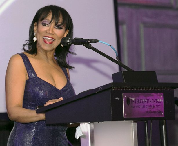 Dr. Pearl Grimes - Founder of CARRY ON (photo credits: Vince Bucci & Integrated PR)