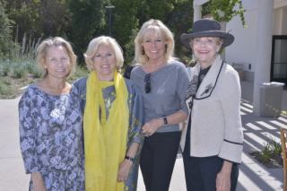The Music Center's Blue Ribbon ladies