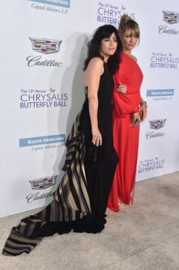 Selma Blair, Rebecca Gayheart (photo: Alberto E. Rodriguez/GettyImages)