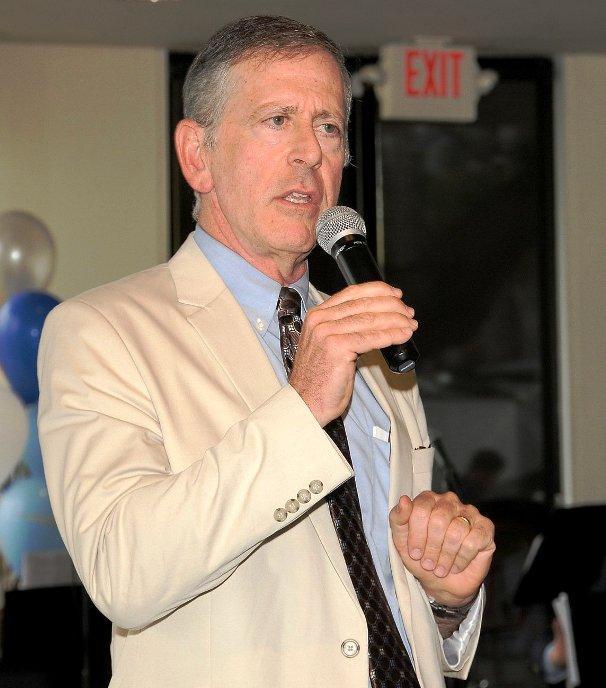 Dr. Irwin Lehrhoff, Founder, Thalians Presidents Club (Photo Credit: Maxine Picard)