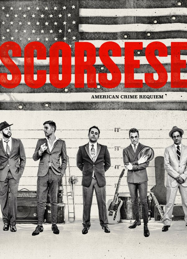 Poster for Scorsese - at the Wallace