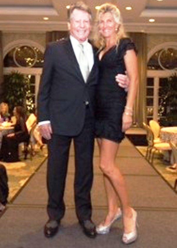 Bachelor Ryan O'Neil with Tara Bulan (Photo credit: Image Group L.A.)