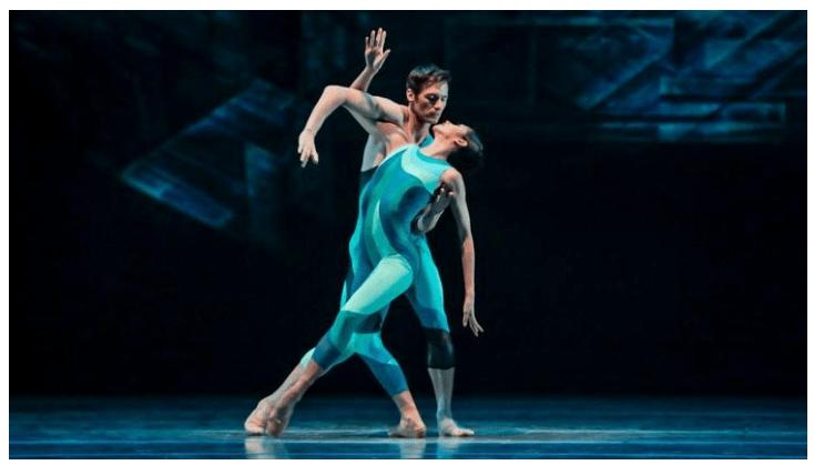 The Joffrey Ballet – La Jolla Music Society