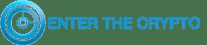 enter the crypto logo