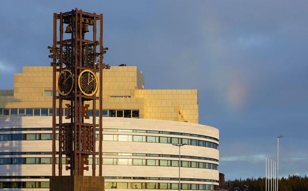 Ayuntamiento de Kiruna