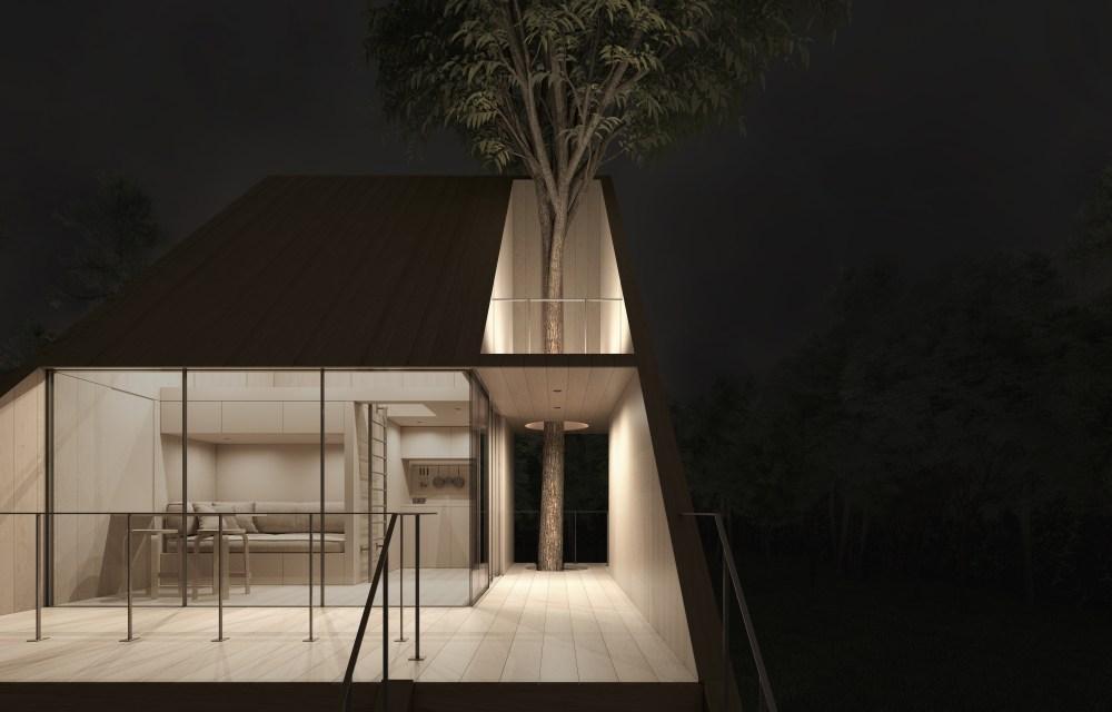tree module house