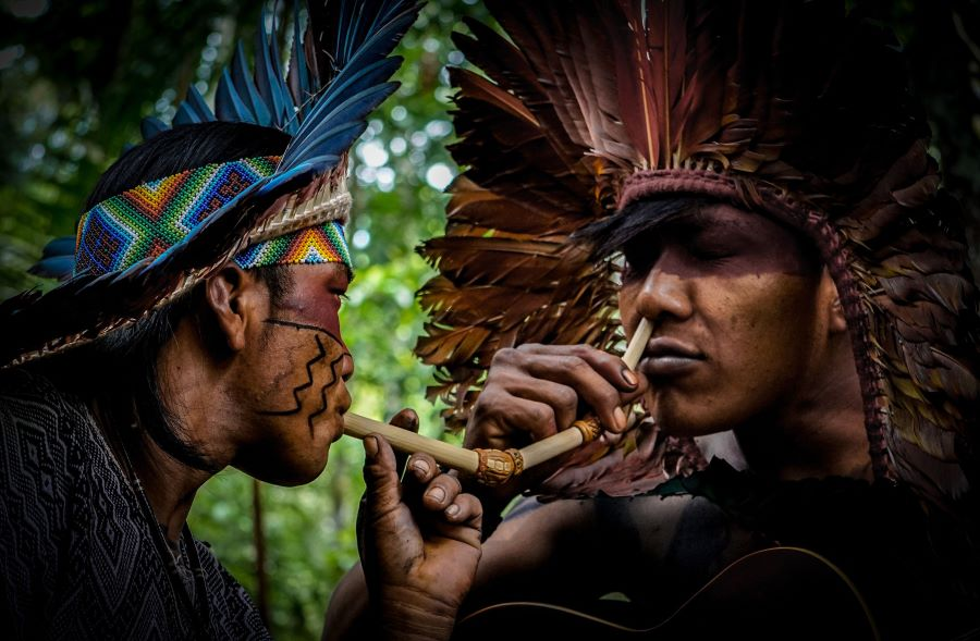 The Modern Shamanic Guide to Taking Rapé - the Sacred Medicinal Snuff of  the Amazon - EntheoNation