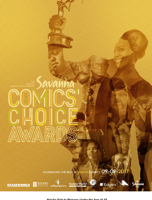 Savanna Comics' Choice Awards announces 2017 theme