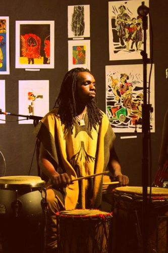 Othnell Mangoma's #Footwork, Stomping out Xenophobia & African Misconceptions