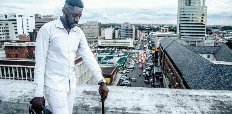 Marc Mandisoul Bares it all on Zim Film as he preps for 'State of Malambia' Project