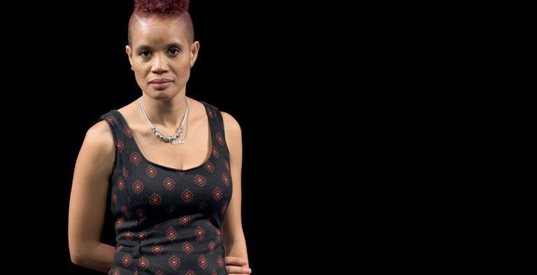 LGBTQ Activist Staceyann Chin for #MTNBushfire 2018
