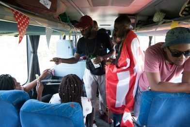 3 Things We'll Miss About the Vic Falls Party Bus This Year