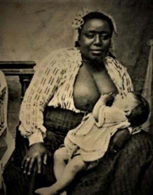 The Dark Tale of Slave Wet Nurses
