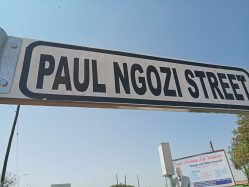 ZamRock Star Paul Ngozi Gets Road Name Memorial