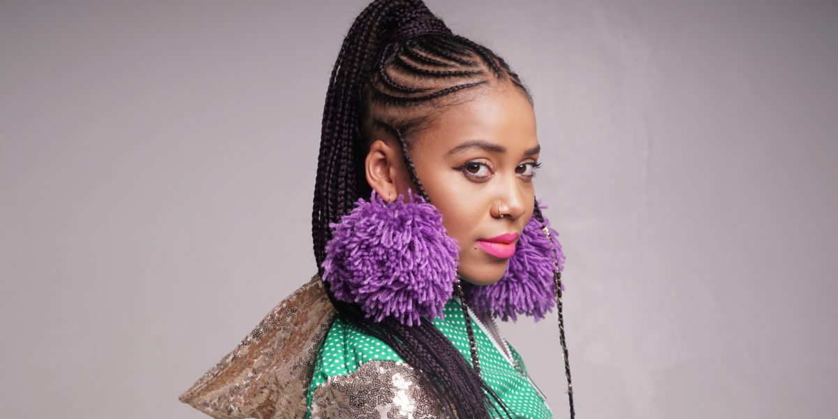 Sho Madjozi is Not Going to Let Colourism Stop Her