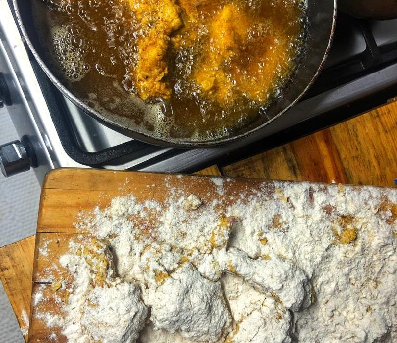 #CarlCanCook: How to Make Lacto Fried Chicken