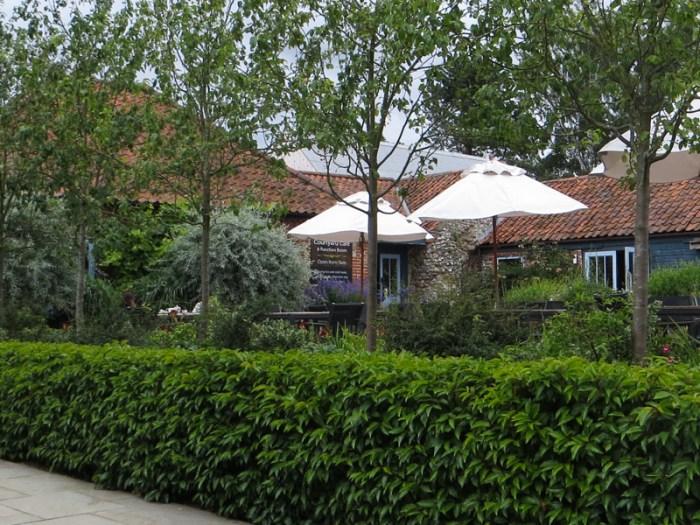 The Garden Cafe, Pensthorpe