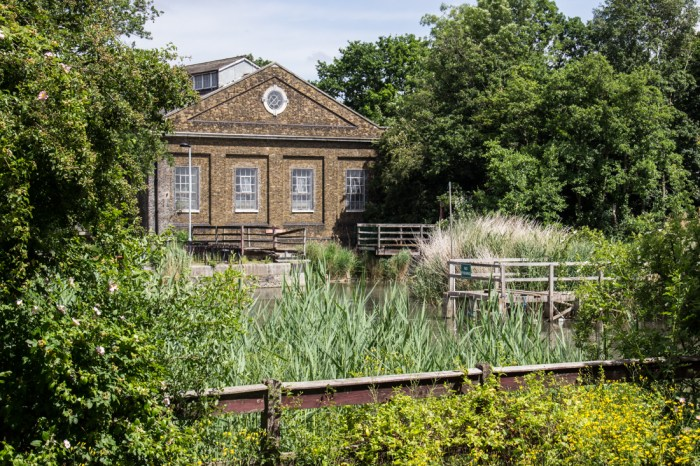 The Pumphouse at Lavender Pond