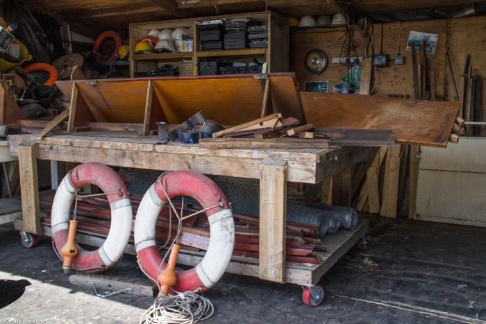 Workshop at Cody Dock
