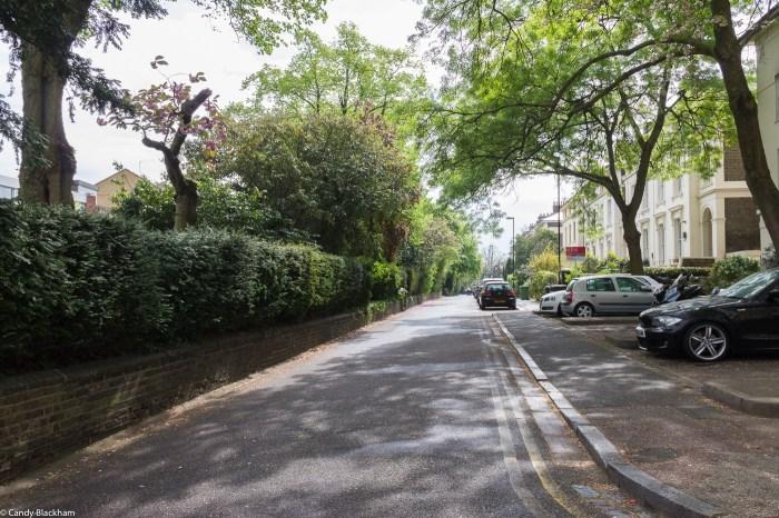 Deptford Memorial Gardens in Lewisham