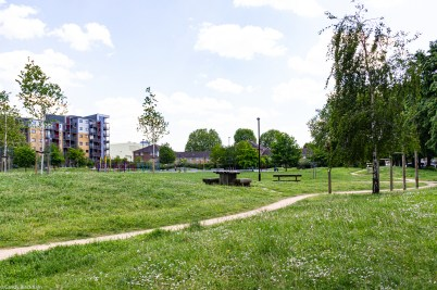 Lower Pepys Parks
