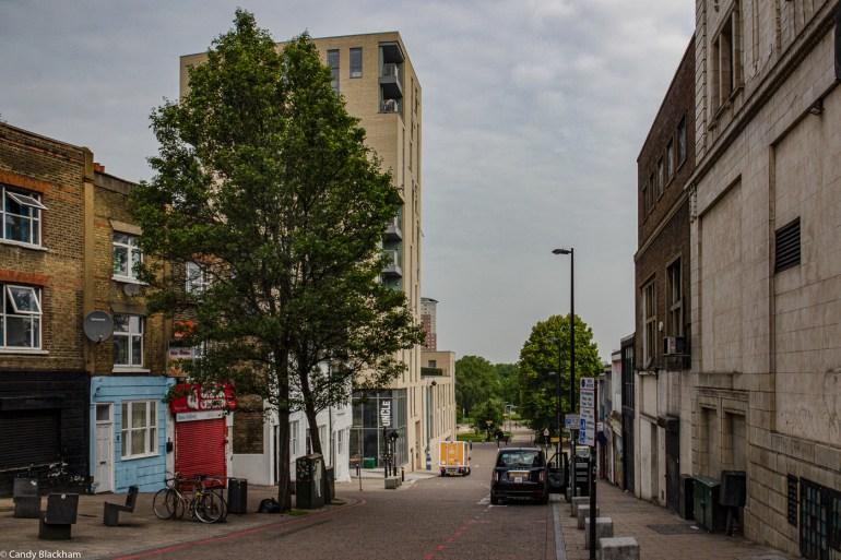 Clifton Rise off New Cross main road, Lewisham