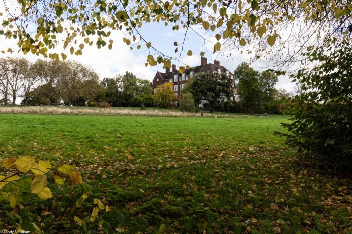 Prendergast School in Hilly Fields Park in Lewisham