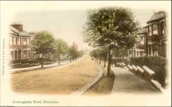Jerningham Road, c.1910 (www.ideal-homes.org.uk)