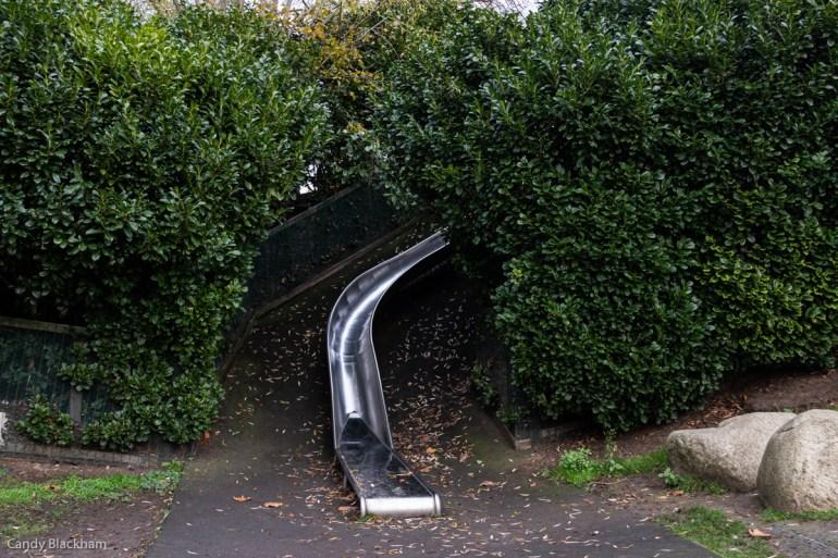 Telegraph Hill Park in Lewisham