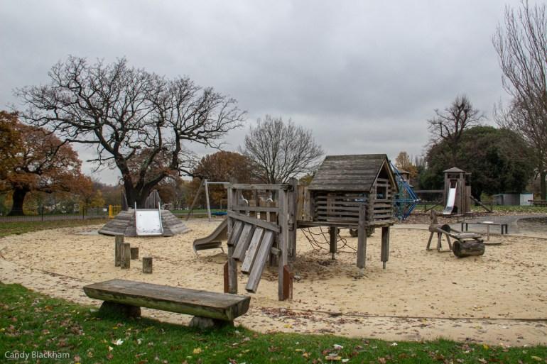 Mountsfield Park playground