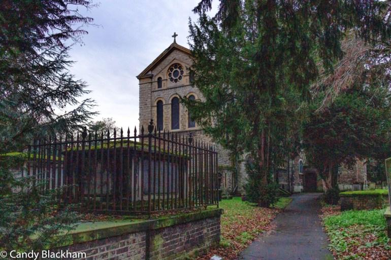 Henry Tibbats Stainton's grave