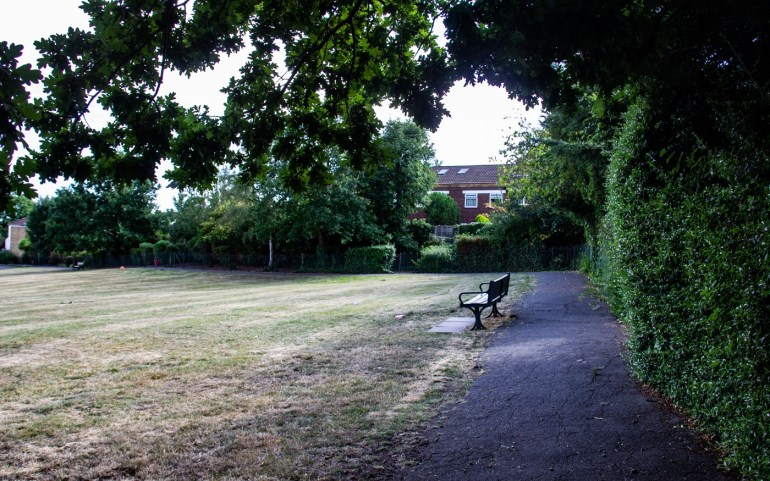 Baxter's Fields in Sydenham