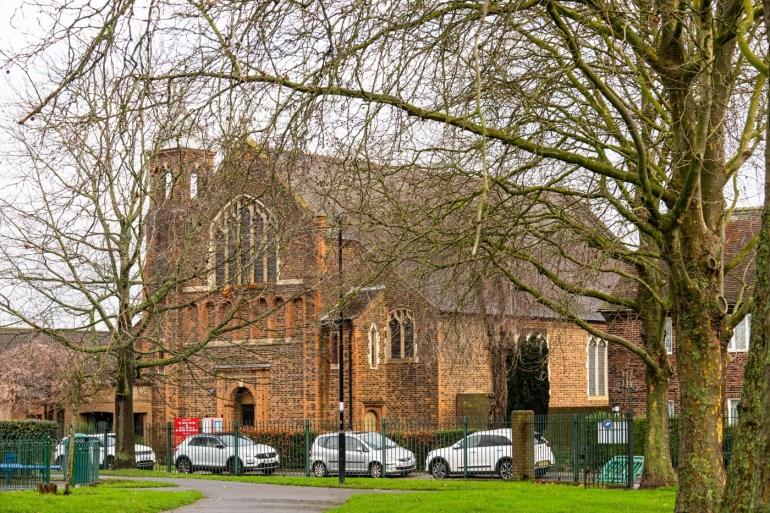 St Dunstan's Church, Bellingham Green