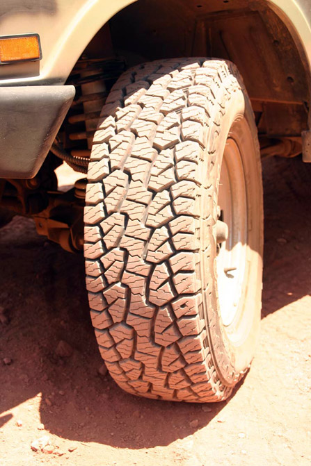 Hankook Dynapro A T Rf10 Features Motor Trend