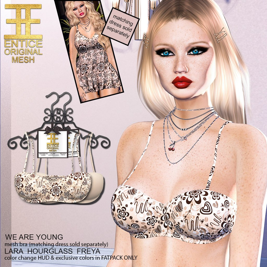 Entice – The Saturday Sale!