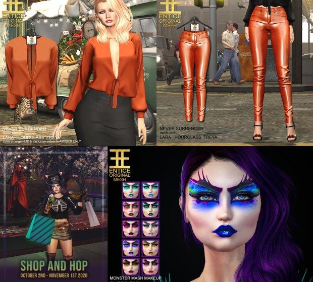 Entice – The Halloween Shop & Hop