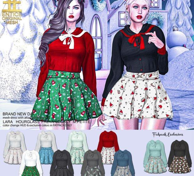 Entice – SL Christmas Shop & Hop!