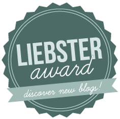 Liebster Award; Enticing Healthy Eating