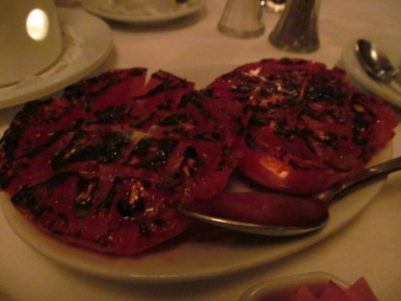 Ruth's Chris Broiled Tomatoes