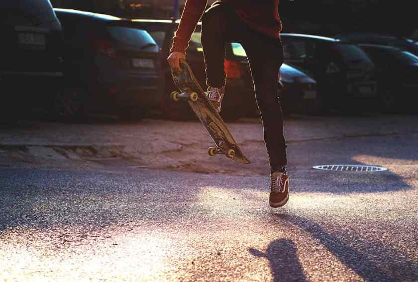 Miscellaneous skateboard tricks